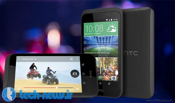 Photo of HTC Desire 320 رسما معرفی شد (CES 2015)