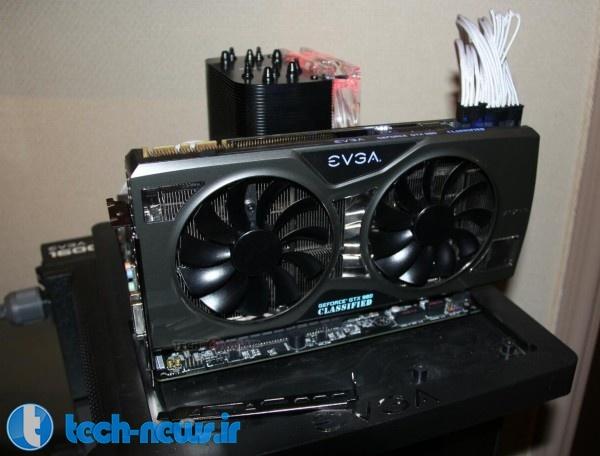 EVGA GeForce GTX 980 Classified KiNGPiN Edition 2