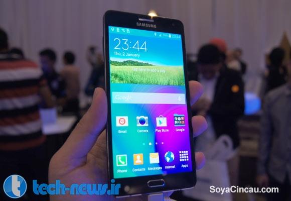 Galaxy A7 4