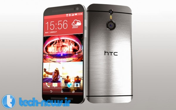 HTC One M9 max may come with a bezel-free 5.5-inch display