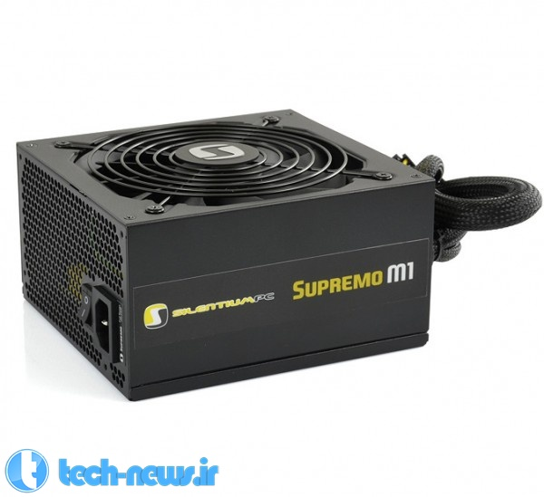 Introducing SilentiumPC Supremo M1 Gold 550W PSU