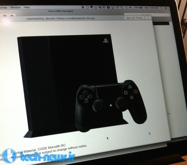 Is Sony about to replace the PlayStation 4 PS4 Slim pictures leaked 6