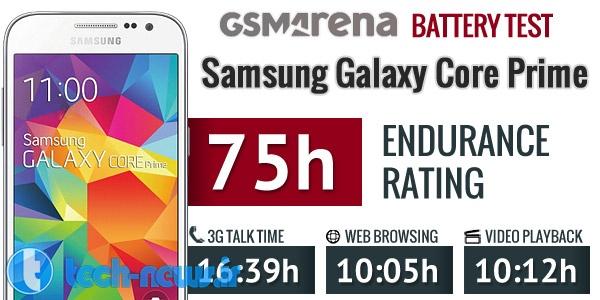 Photo of تست باتری تلفن هوشمند Samsung Galaxy Core Prime