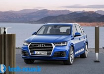 Seven-seater Audi Q7 only car to come with Bang & Olufsen 3D Advanced Sound System