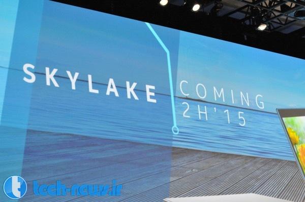 Photo of پردازنده های سری Skylake اینتل نیمه دوم سال 2015 عرضه می شوند