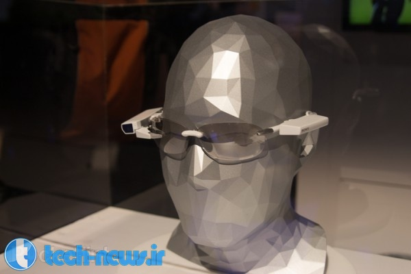 Sony SmartEyeGlass Attach!