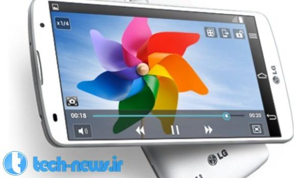 Photo of LG G Pro 2 اندروید 5.0 لالی پاپ را دریافت کرد