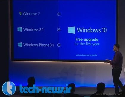 Photo of ارتقا به ویندوز 10 برای کاربران ویندوز 8.1 و 7 رایگان خواهد بود