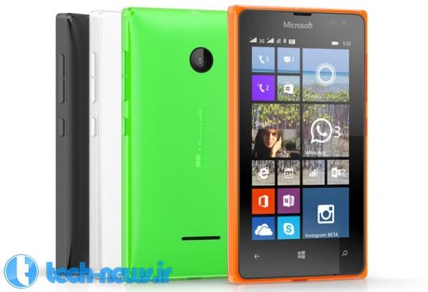 Photo of مایکروسافت گوشی های مقرون به صرفه Lumia 435 و Lumia 532 را معرفی کرد!
