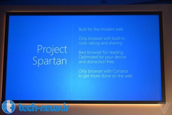 "Photo of مرورگر ""اسپارتان"": میراث مایکروسافت همراه با ویژگی های جدید"