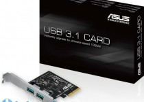 ASUS Announces Best, Fastest and Most Comprehensive USB 3.1 Solutions