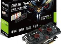 ASUS Announces GeForce GTX 750 Ti Strix 4GB