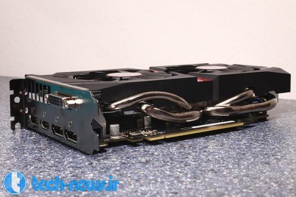 ASUS GTX 960 STRIX OC 2 GB closer look 3