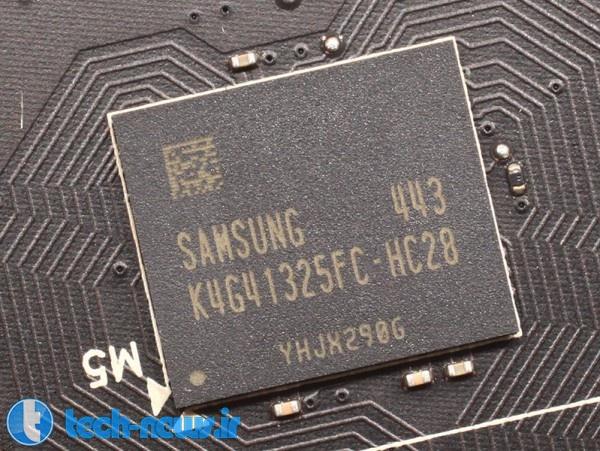 ASUS GTX 960 STRIX OC 2 GB closer look 9