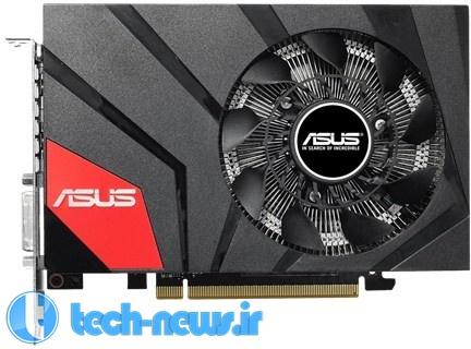 ASUS Unveils the GeForce GTX 960 Mini 3