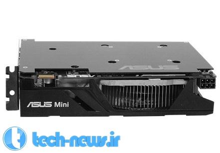 ASUS Unveils the GeForce GTX 960 Mini 4