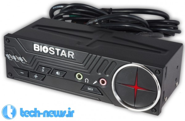 BIOSTAR Announces the GAMING Z97X and Z97W Motherboards 3