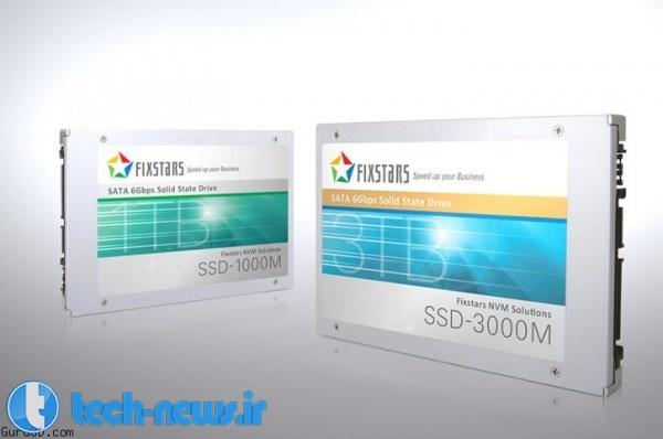 Photo of Fixstars، حجیم ترین هارد جامد (SSD) ساخته شده تا کنون را معرفی کرد!
