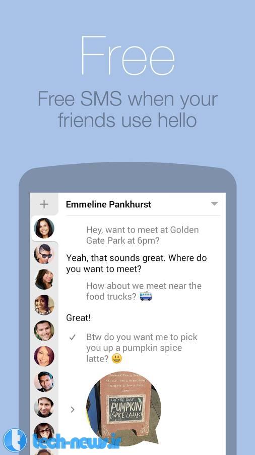 Hello-SMS