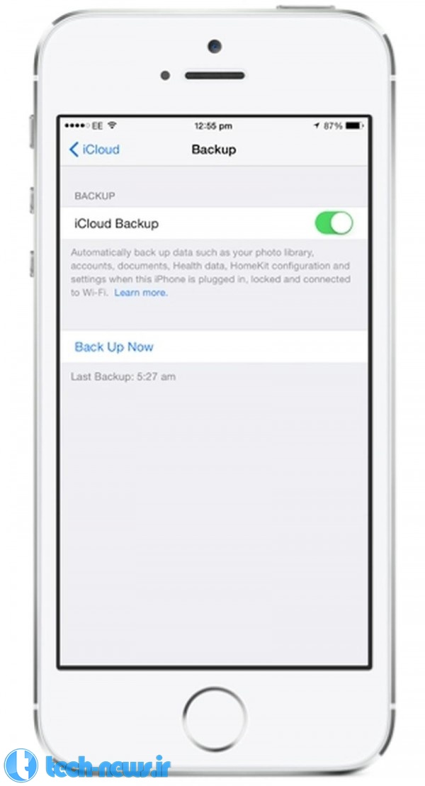 How to transfer contacts from iPhone to iPhone - Sync iPhone contacts to iCloud