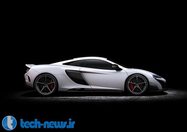 McLaren 675LT Light, fast and devilishly powerful