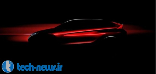 Mitsubishi teases new hybrid SUV for Geneva unveil 1