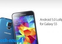 New Galaxy S5 Lollipop update brings back silent  mode