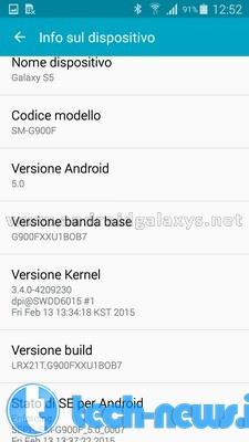 New Galaxy S5 Lollipop update brings back silent mode 4