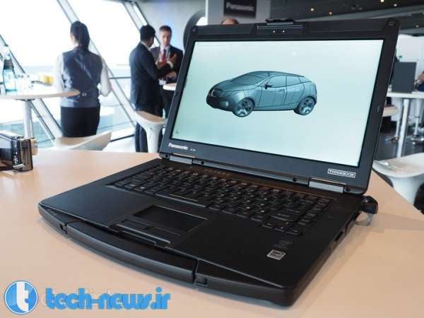 Panasonic Toughbook CF-54 One tough laptop, now slimmer than ever
