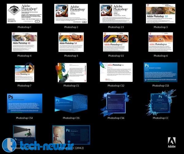 Photoshop_Splash_Screens_Through_the_Years