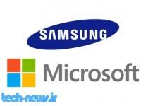 Samsung-Microsoft-Logo-Header