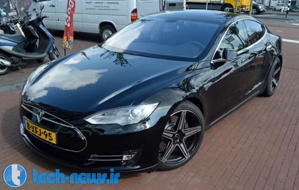 Photo of Tesla Model S با بروزرسانی نرم افزاری، از گذشته نیز سریع تر شده است!