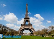 The Eiffel Tower now generates its own power with new wind turbines