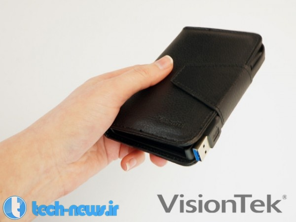 VisionTek Introduces Wallet Drive Portable Enclosure
