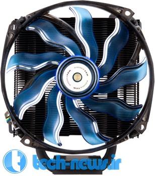 XIGMATEK Announces Dark Knight II CPU Cooler 2