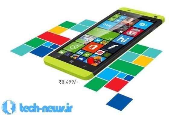 Photo of ویندوزفون 5 اینچی و جدید شرکت Lava معرفی شد