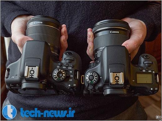 Photo of بررسی اجمالی دو دوربین جدید کنون؛ 750D و 760D