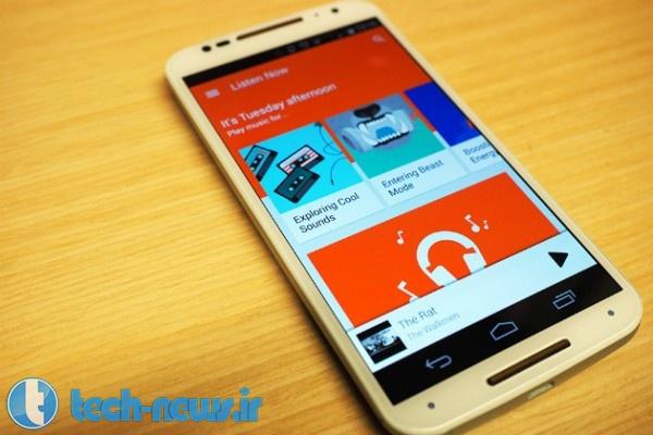 Photo of امکان ذخیرهسازی 50000 موسیقی در Google Play Music
