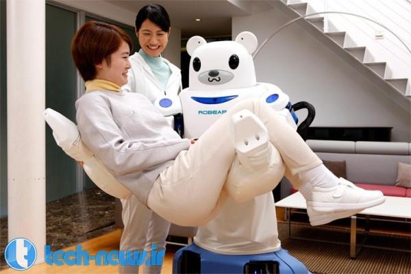 Photo of رباطهای خرسی، آیندهی پرستاری در ژاپن