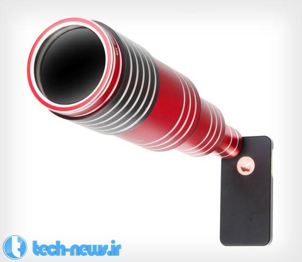Photo of معرفی لنزی جدید مختص گوشیهای هوشمند با 80 برابر زوم اپتیکال!