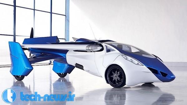 Photo of سال 2017، منتظر اولین خودروی پرندهی AeroMobil باشید!