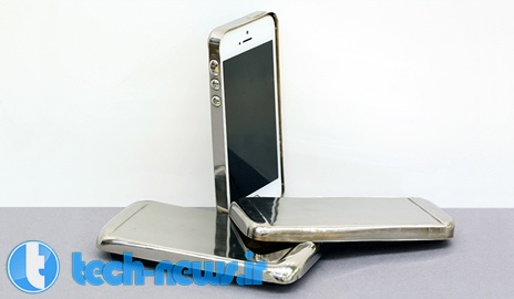 Photo of قاب گوشی سختتر از فولاد ساخته شد!