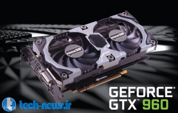 EVGA and Inno3D Announce the First 4GB NVIDIA GeForce GTX 960 Cards 3