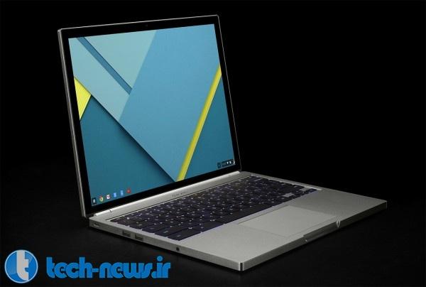 Google Unveils the 2015 Chromebook Pixel