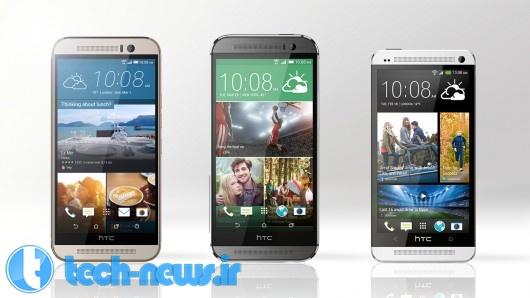 Photo of مقایسهی تصویری سه نسل آخر از تلفنهای هوشمند سری HTC One