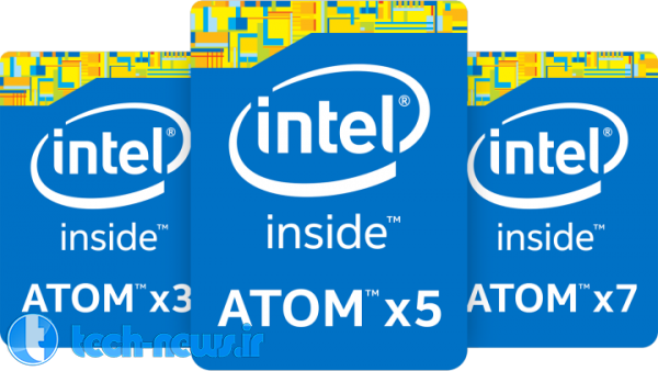 Intel charges at mobile again with new Atom x3, x5, x7 chips 3