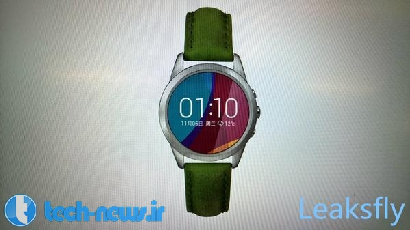 Oppo Android Wear smartwatch leaks with sweet design and rapid charging 2