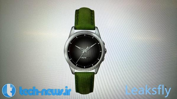 Oppo Android Wear smartwatch leaks with sweet design and rapid charging
