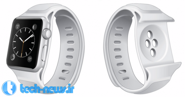 Reserve Strap charges your Apple Watch as you wear it 2
