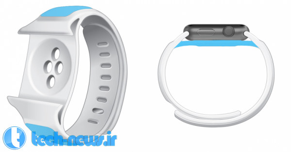 Reserve Strap charges your Apple Watch as you wear it